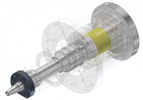 OKAMOTO SPINDLE ASSY by com4uinc